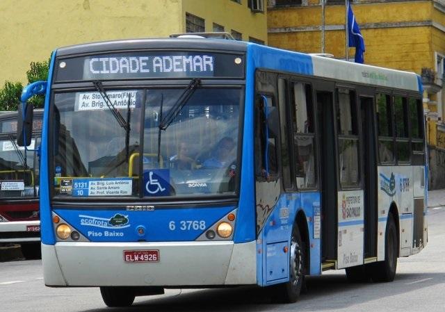 Foto: Thomas Souza/Ônibus Brasil
